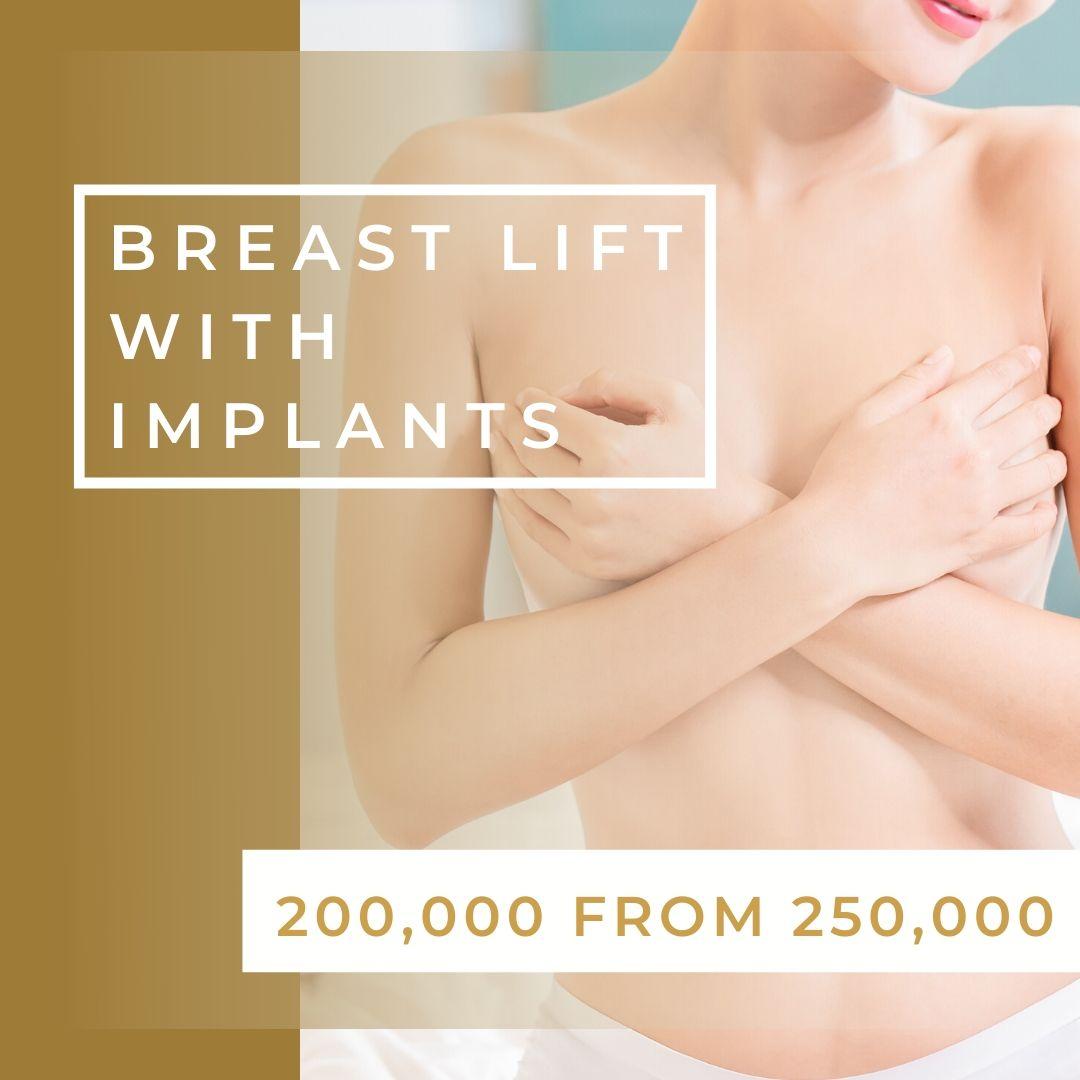 Breast lift promo