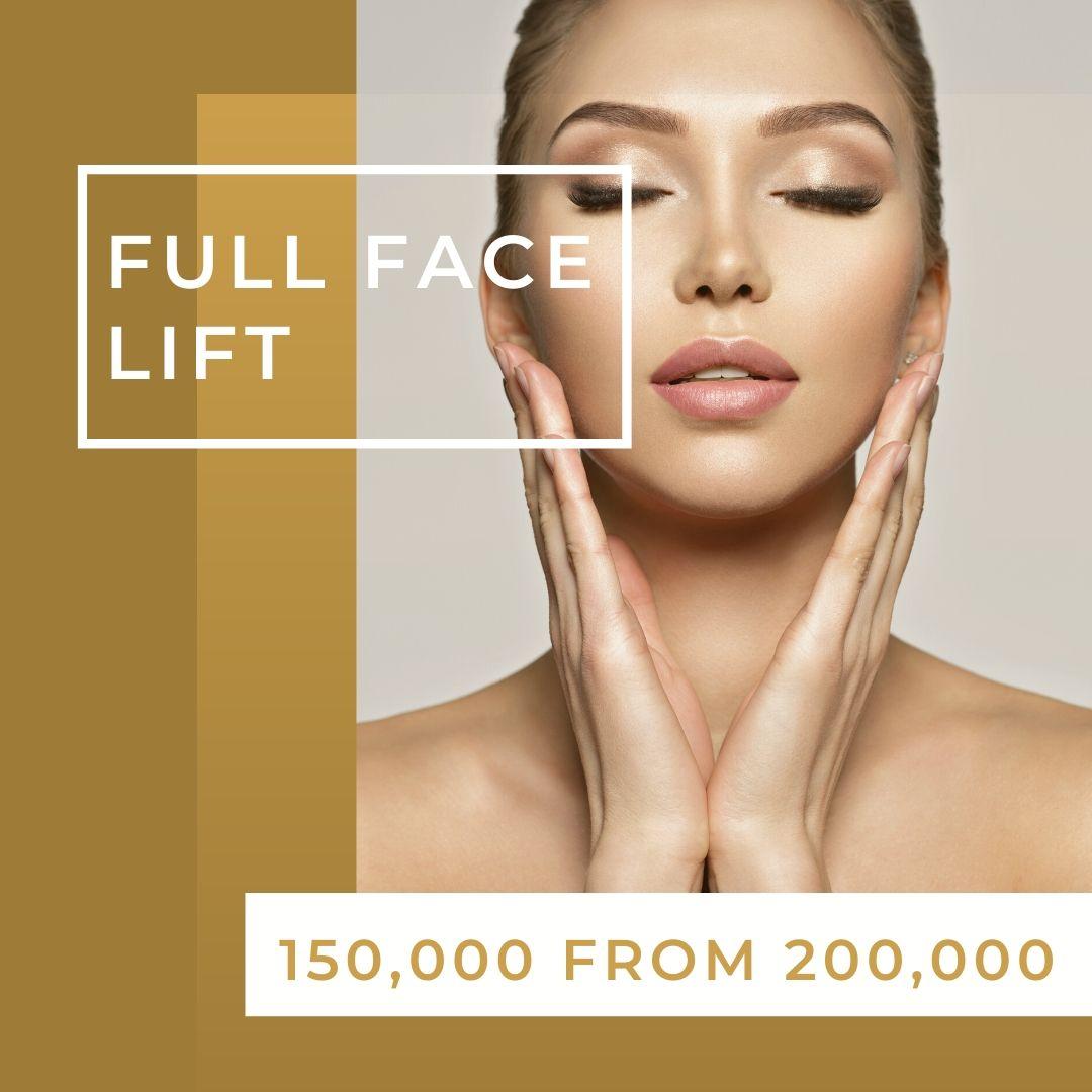 Full face lift promo01